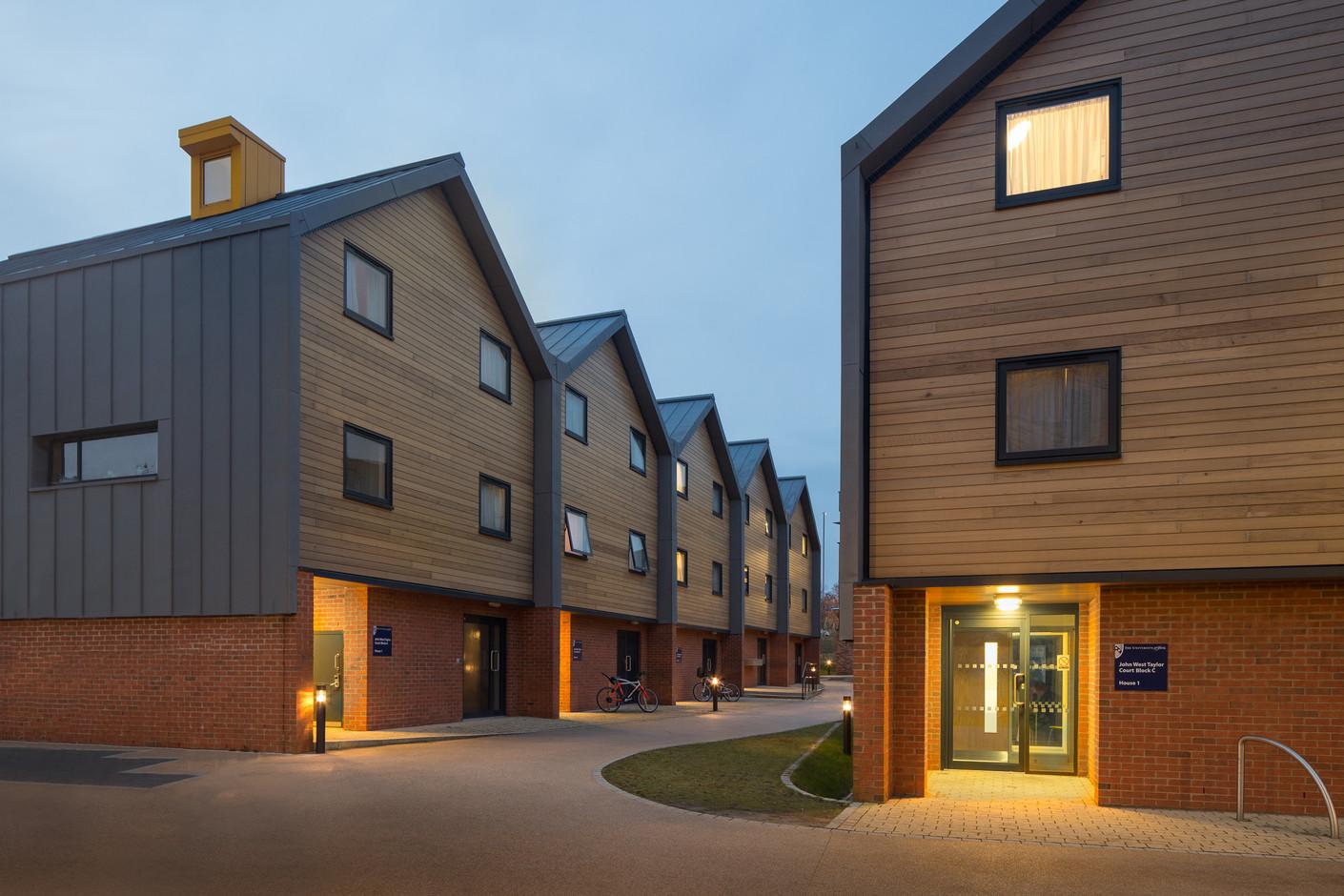 Student Accommodation, The University of York