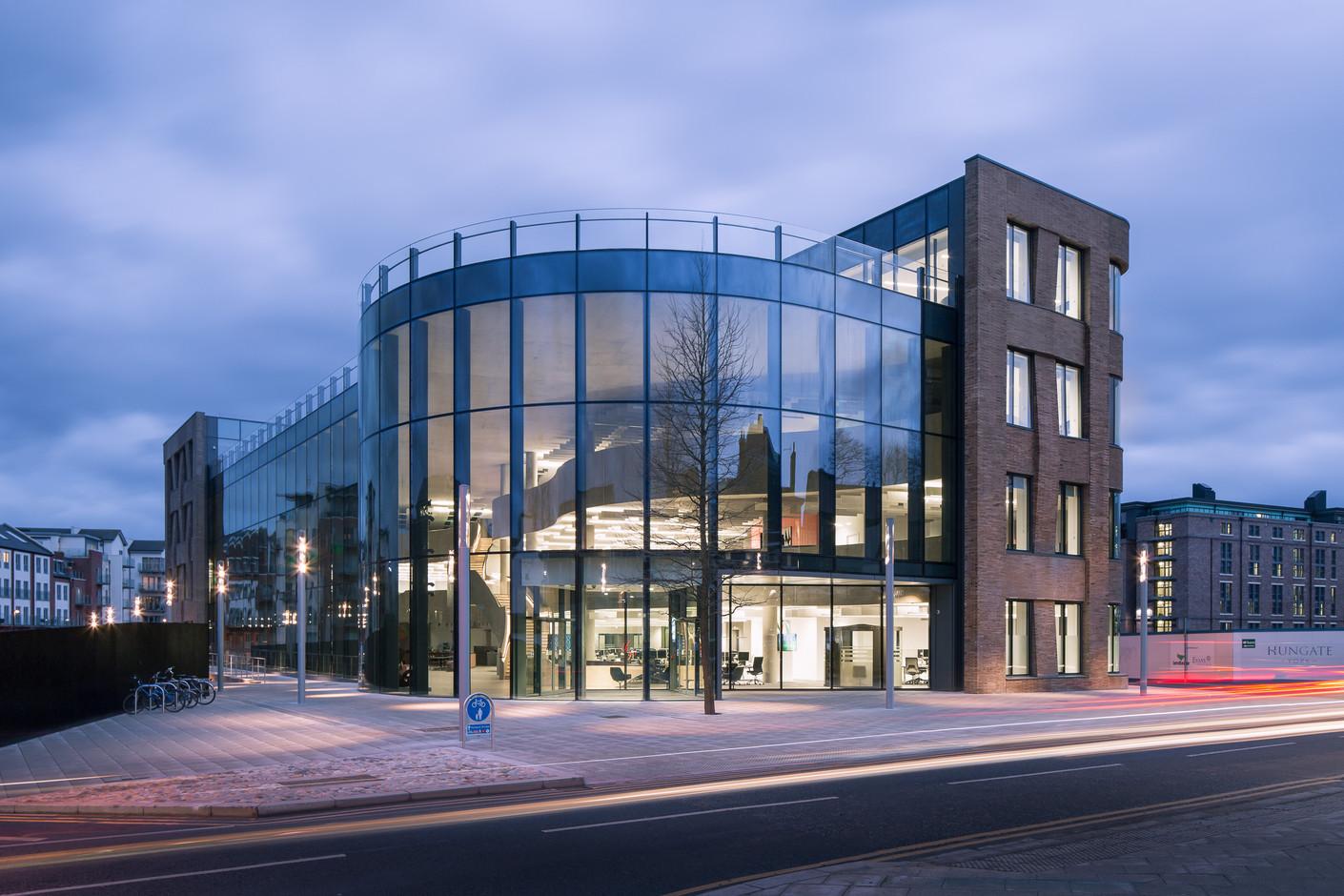 Hiscox Building, York