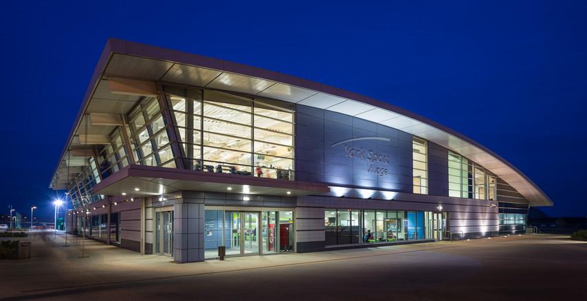 York Sports Village, The University of York