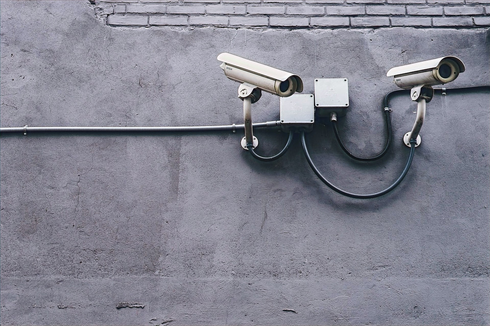 Security Camera Parking Lot Enforcement