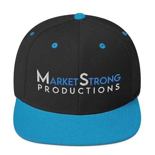 MarketStrong Classic Snapback