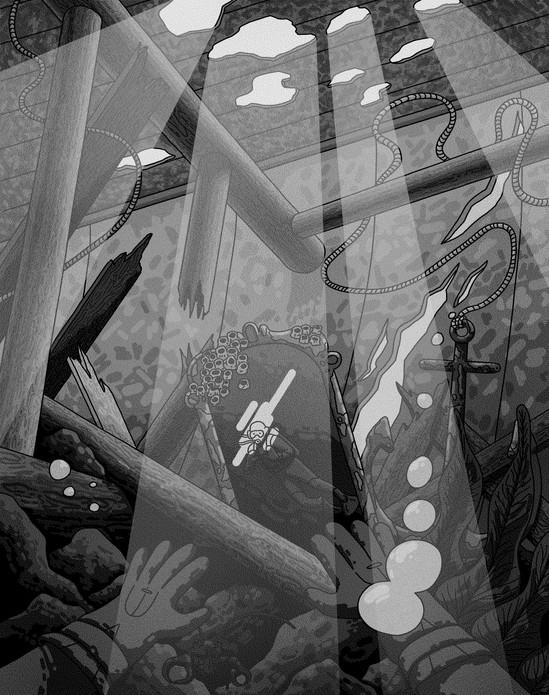 Current Affairs - Wreck Diver