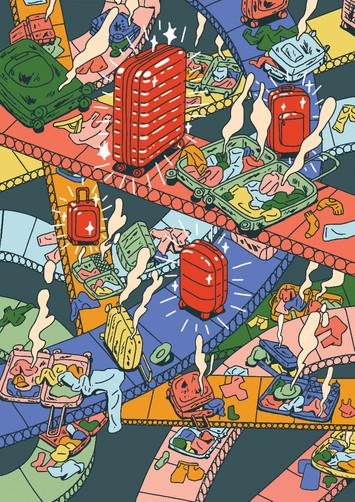Bloomberg Businessweek - Travel Sentry