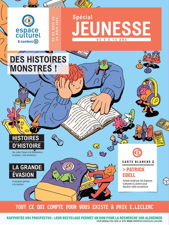 E. L'Eclerc - Cover