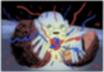 dark matter editorial illustration cartooning geology wired design illustrator