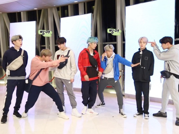 Epic Betrayals on Run BTS!