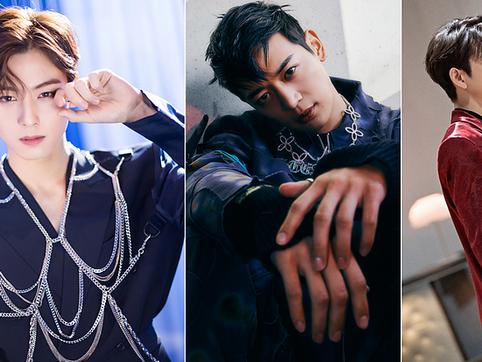 10 Male Idols Turned Actors