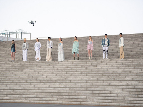 5 Noteworthy Moments From The 2021 A/W Seoul Fashion Week