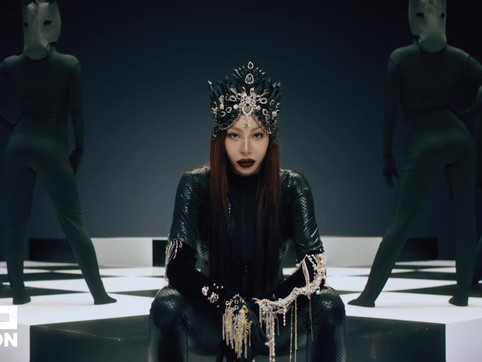 The 'nuna' is back! K-pop star Jessi has new music dropping March 17th.