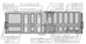 전개도 drawing elevation 입면도 건축디자인 인테리어디자인 호텔디자인 리조트디자인 로비디자인 라운지디자인 찬앤파트너스 찬&파트너스 CHAN&partners