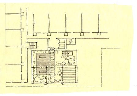 Design plan concept 内装デザイン 平面図 チャン&パートナーズ CHAN&partners 찬&파트너스 찬앤파트너스