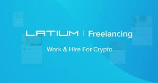 طريقة الربح من موقع Latium