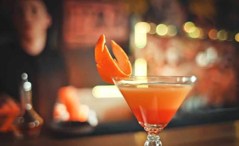 Велкам коктейль-бар.