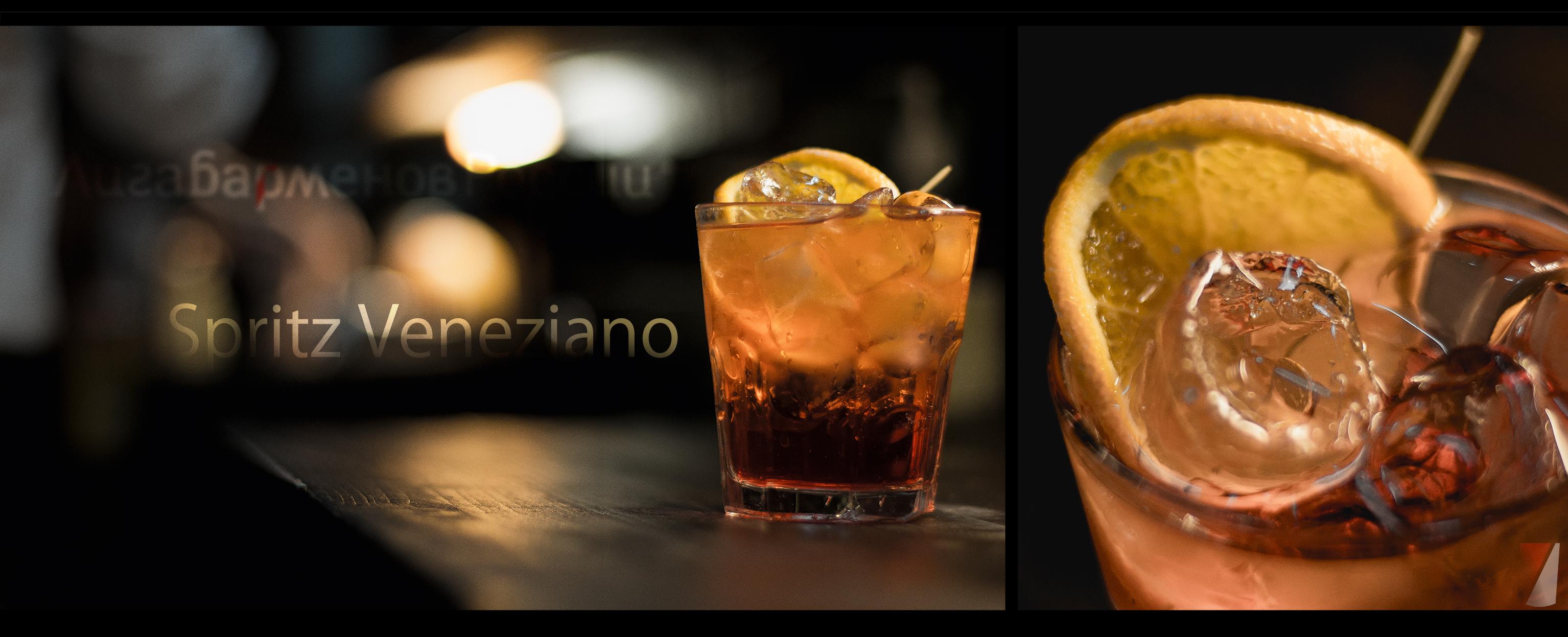Рецепт коктейля Spritz-Veneziano
