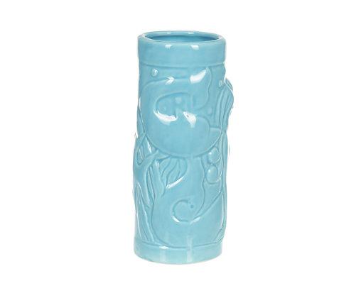 Blue Mermaid Tiki Mug 0,41