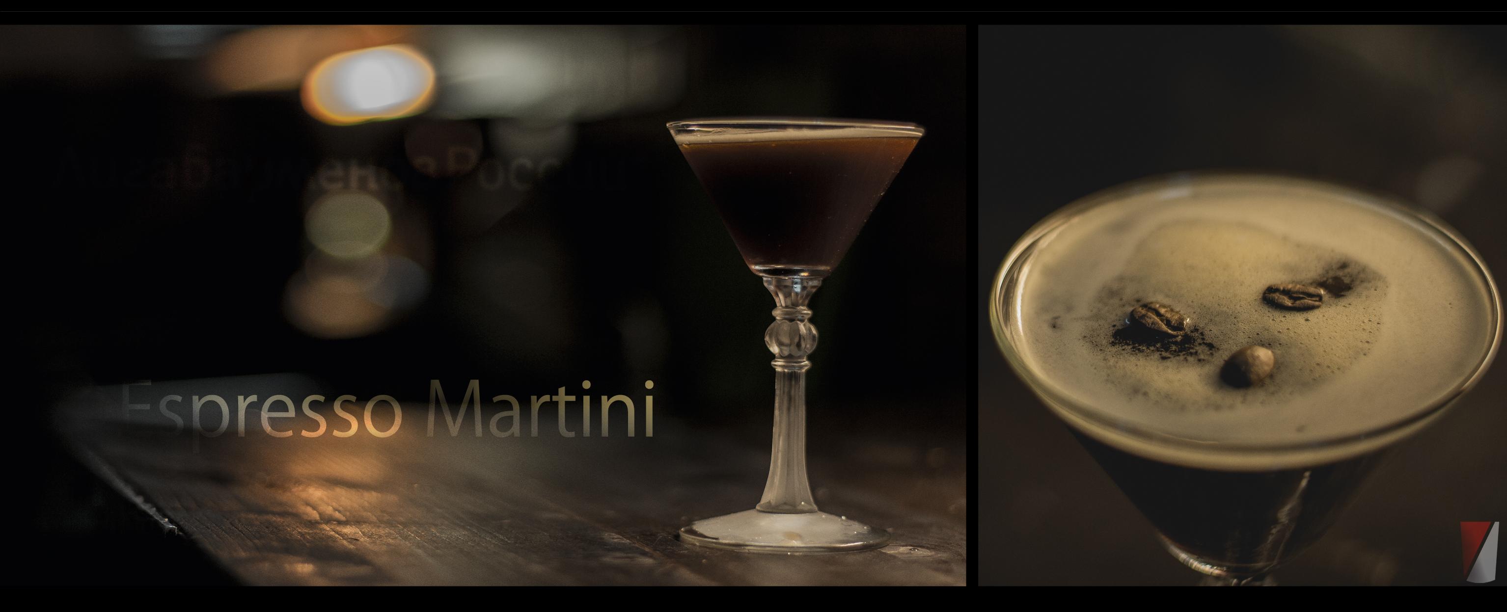 Рецепт коктейля Espresso Martini