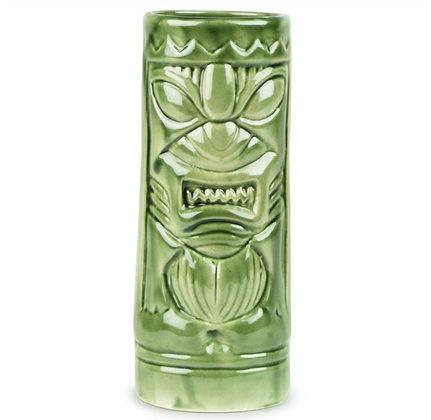 Tiki Drink Ware-Green 0,325