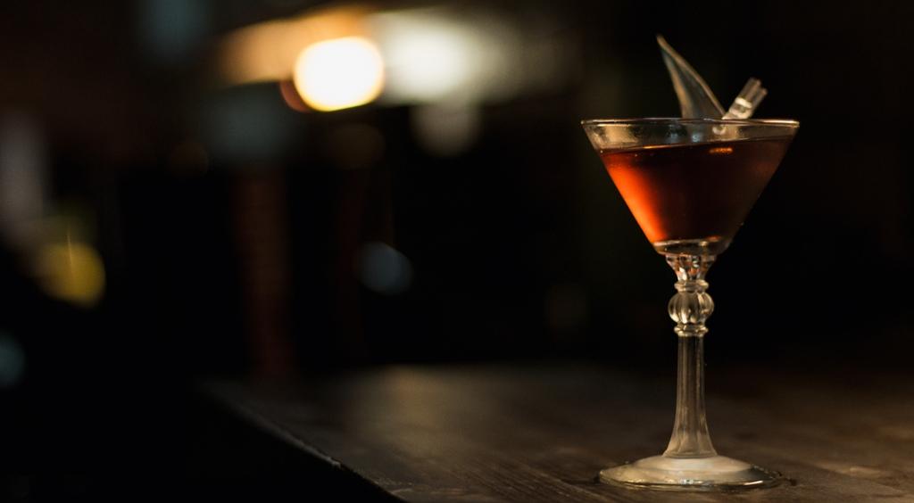Классический коктейль – бар.