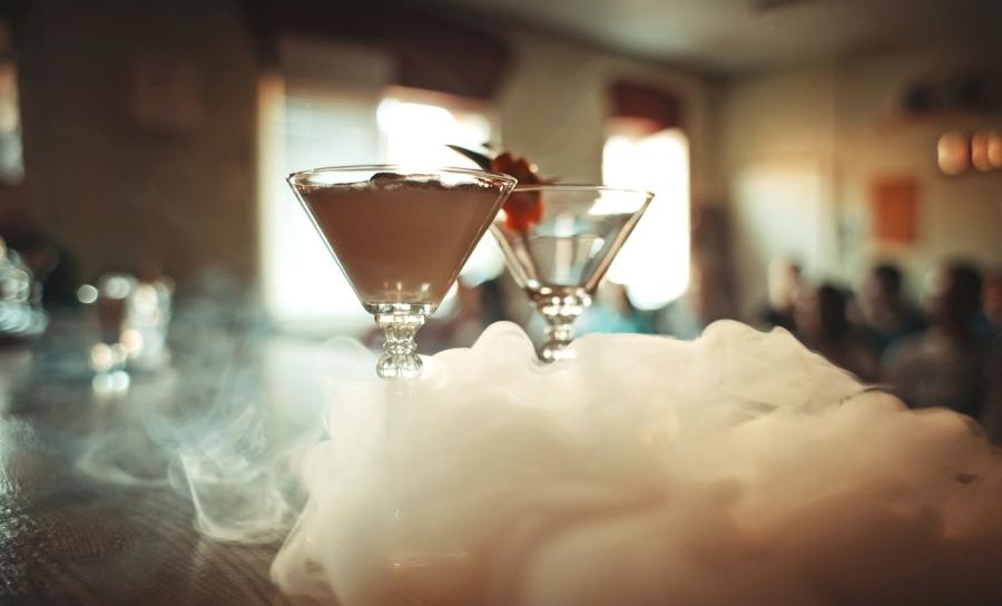 Тематический коктейль-бар