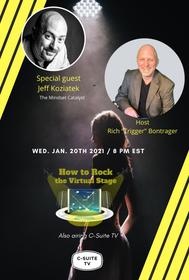 How to Rock the Virtual Stage Show with Jeff Koziatek