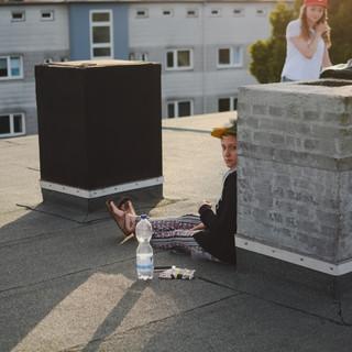 Rooftop Girls