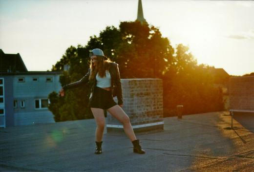 Alicia tanzt