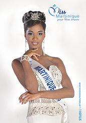 Miss France 2016 : Miss Martinique, Morgane Edvige en tête dans ...