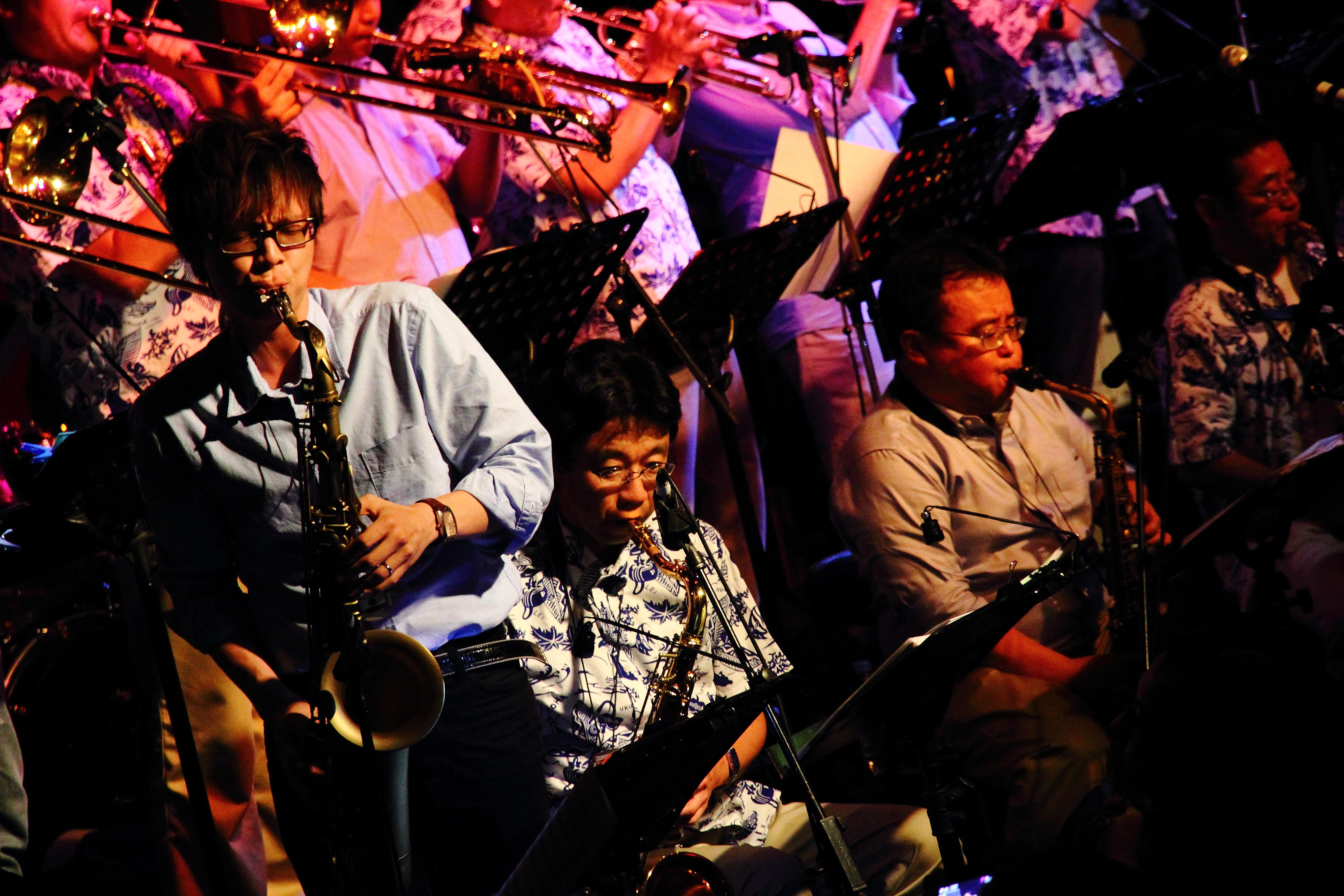 Island Express Jazz Orchestra