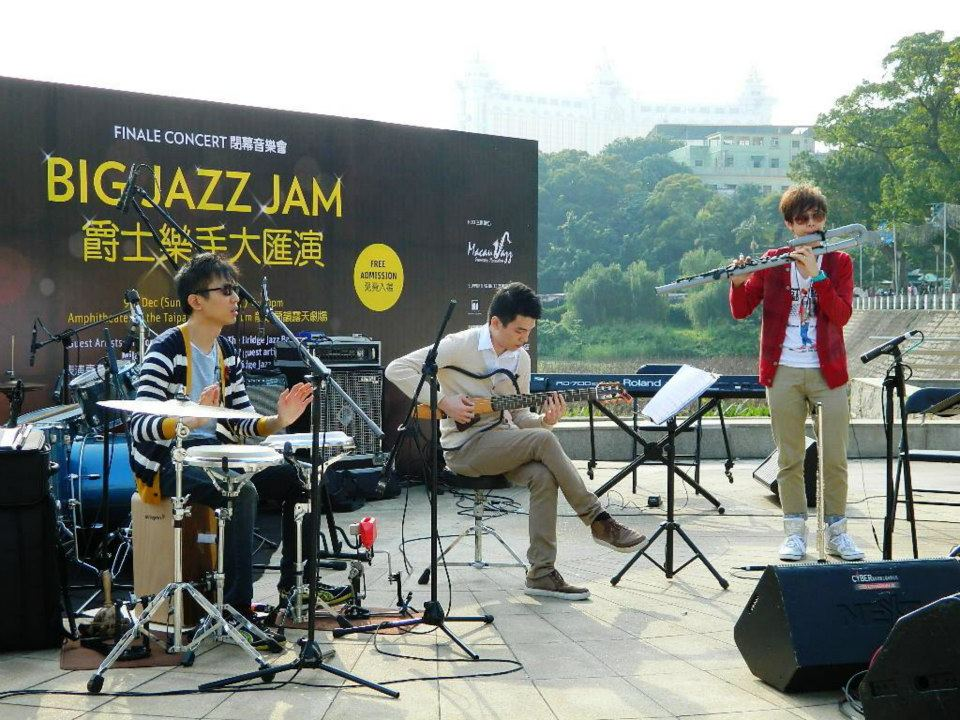 Tri-Tone @ Macau Jazz Week