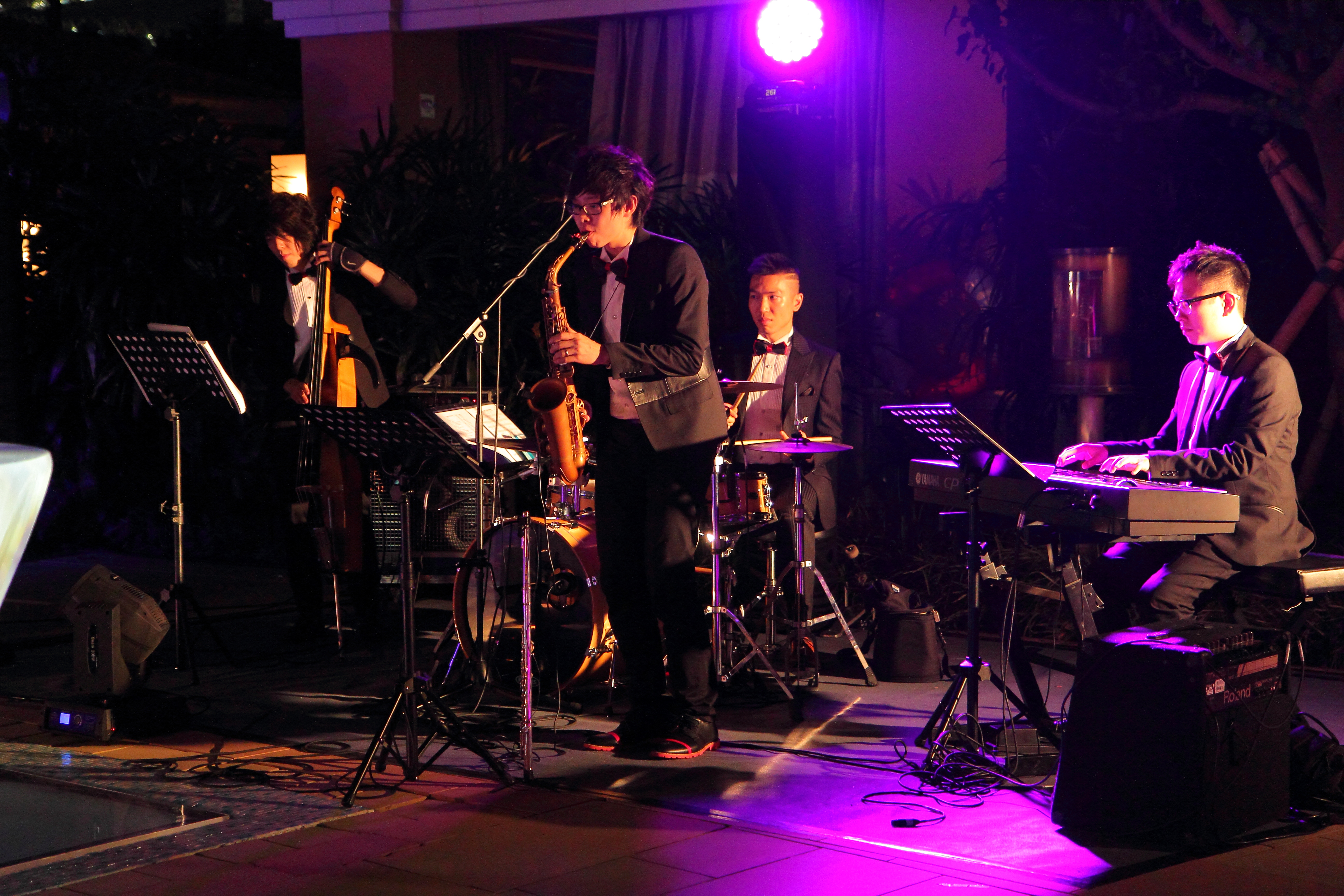 The Sapphire Jazz Band @ Macau BMW
