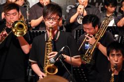 Basic Note Jazz Big Band