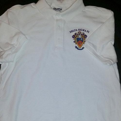 Delta Sigma Pi - Polo Shirt