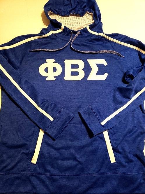 Phi Beta Sigma  Tonal Hoodie