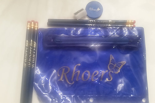 Rhoer Pencil Bag