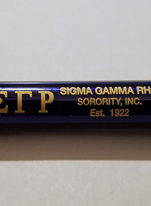 Sigma Gamma Rho Stylus Pen
