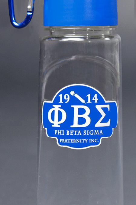 Phi Beta Sigma Water Bottle