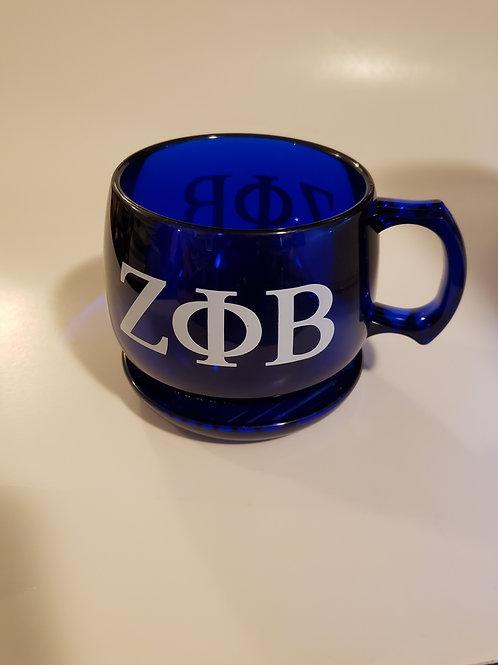 Zeta Phi Beta Souper Mug