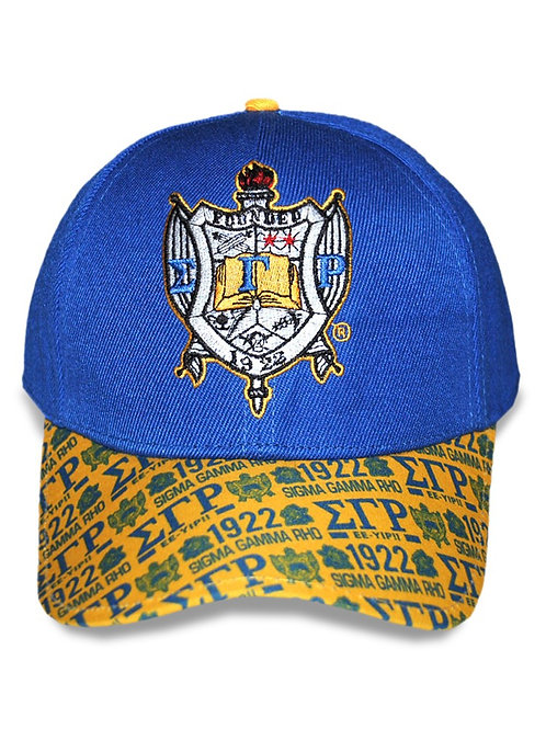 Sigma Gamma Rho Cap