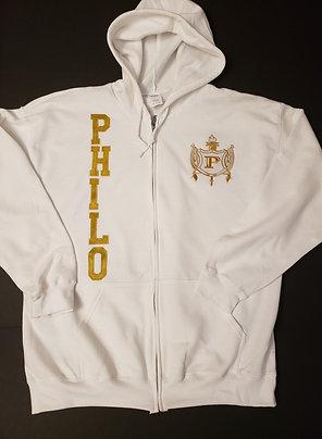 Philo Zip Hoodie
