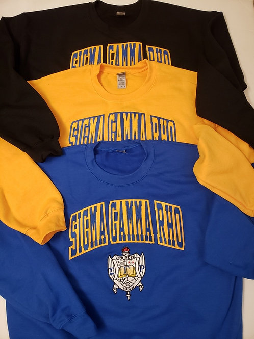 Sigma Gamma Rho Classic Sweatshirt