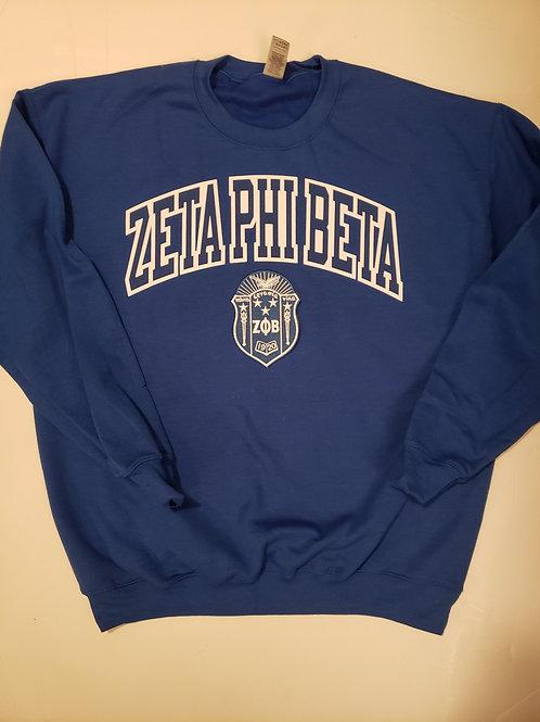 Zeta Phi Beta Classic Sweatshirt