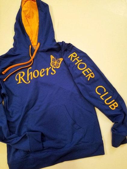 Rhoer Club Hoodie