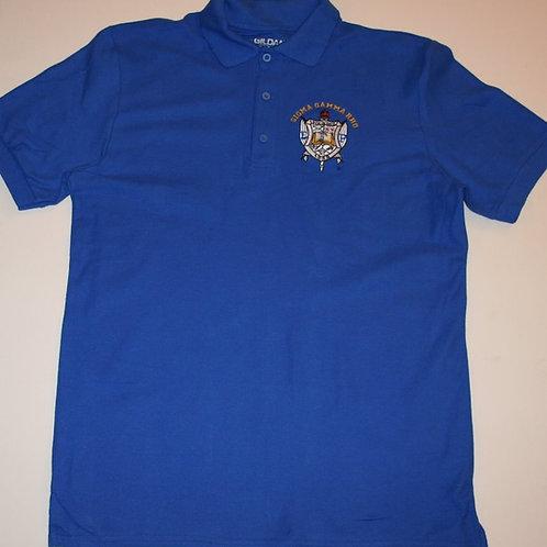 Sigma Gamma Rho - Polo Shirt