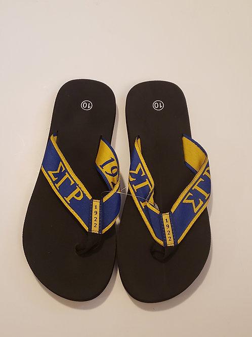 Sigma Gamma Rho Flip Flops