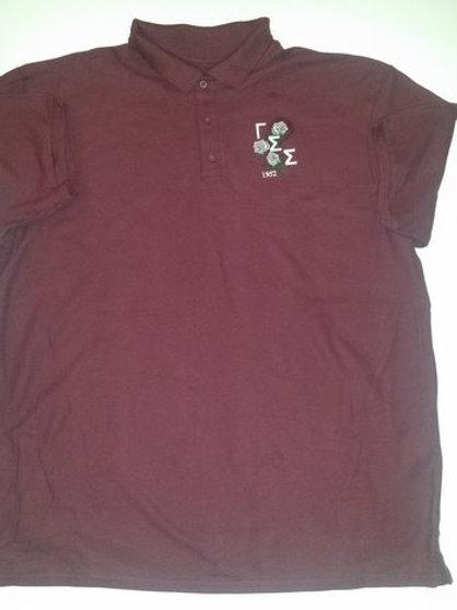Gamma Sigma Sigma Polo Shirt