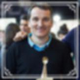 Sébastien Maurer, collaborateur de la marque Terramoka. Champion de France de cup-tasting