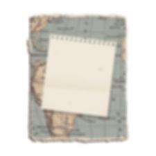 Carnet de voyage Nelson