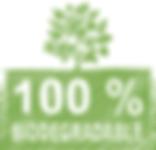 Terramoka est certifié 100% Biodégradable