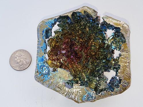 """Bismuth Icosahedron Geode - """"Matrix"""""""