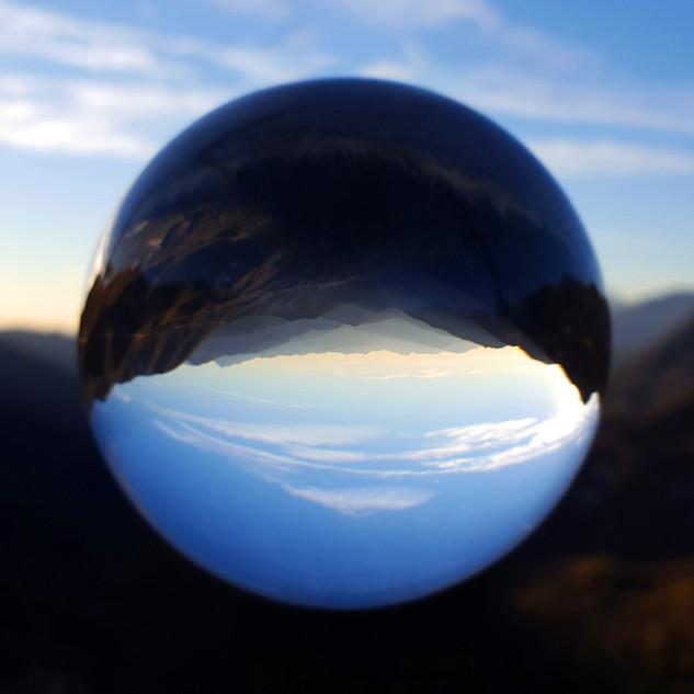 spherical lensing